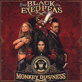 Black Eyed Peas-Monkey Business
