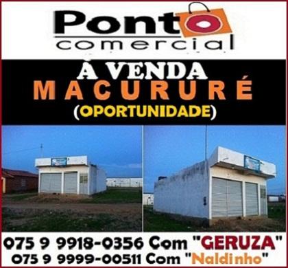PONTO COMERCIAL A VENDA