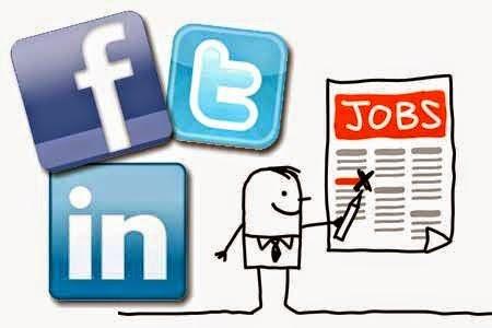 Según estudio el 70% de los jefes de recursos humanos usan las redes sociales para reclutar personal