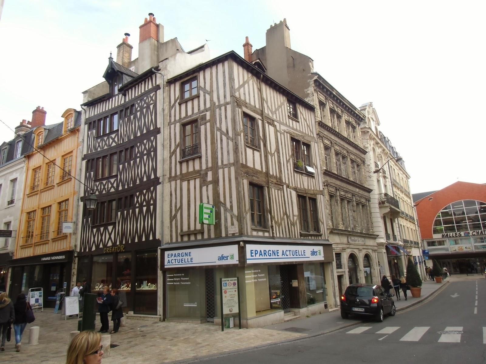 La rte le p re d 39 ulysse rue de bourgogne orleans loiret for Maison des entreprises orleans