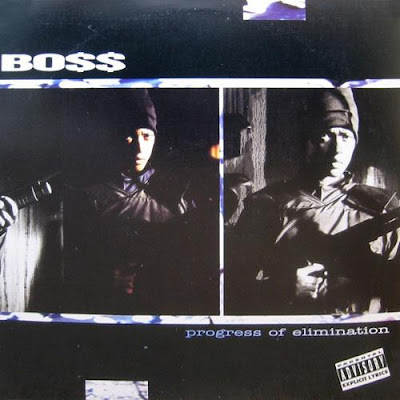 Boss – Progress Of Elimination (VLS) (1993) (320 kbps)