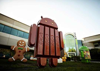 Android 4.4 KitKat Now Official
