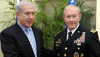 Benjamin Netanyahu and Martin Dempsey
