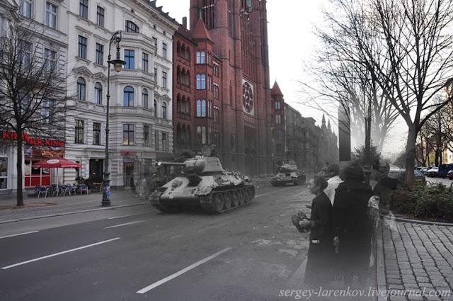 fantasmas Segunda Guerra Mundial Sergey Larenkov