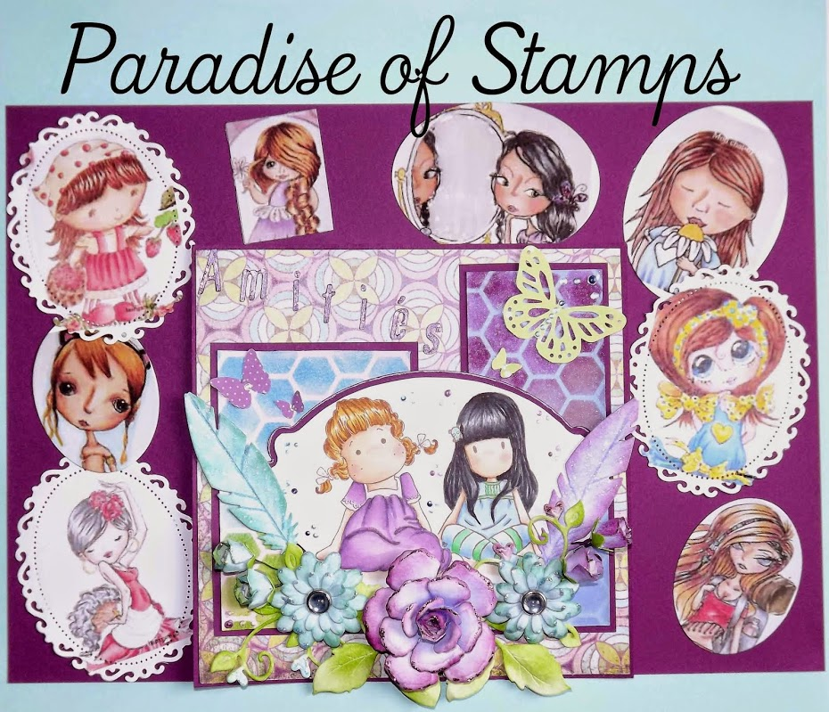 Paradise of Stamps Blog