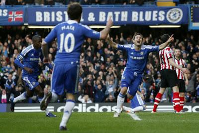 Chelsea 1 - 0 Sunderland (1)