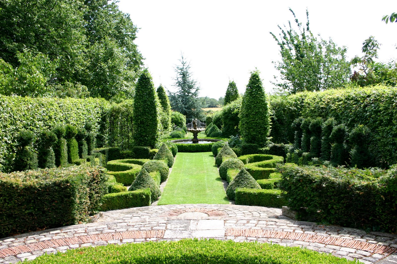 Garden Design Garden Design with Beautiful French Gardens