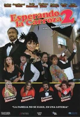 Esperando La Carroza 2 | 3gp/Mp4/DVDRip Latino HD Mega
