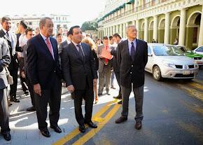 Respalda Gobierno de la República a Xalapa en sus proyectos urbanos: Alejandro Nieto