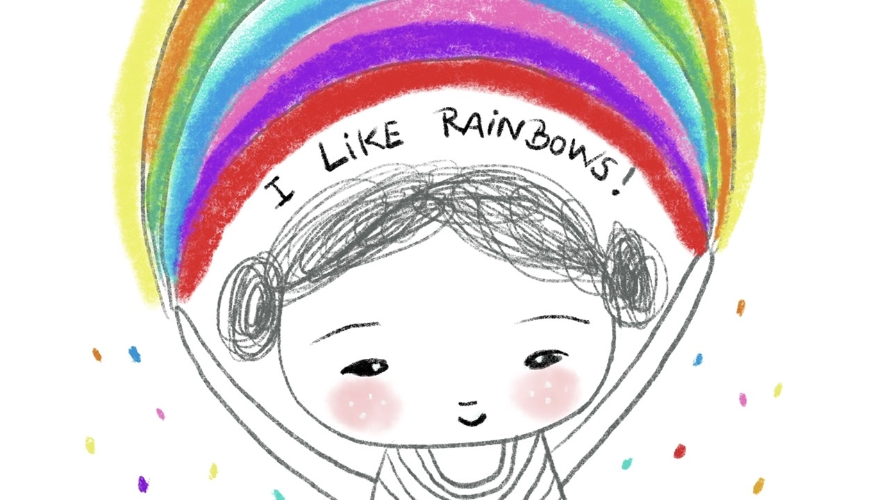 Susana Tavares - I like rainbows