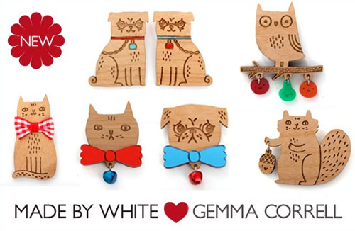 Gemma Correll And Her Merry Band Of Misfits July 2011