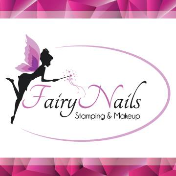 Fairy Nails Stamping and Makeup
