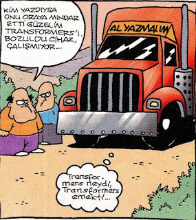 Transformers emekti