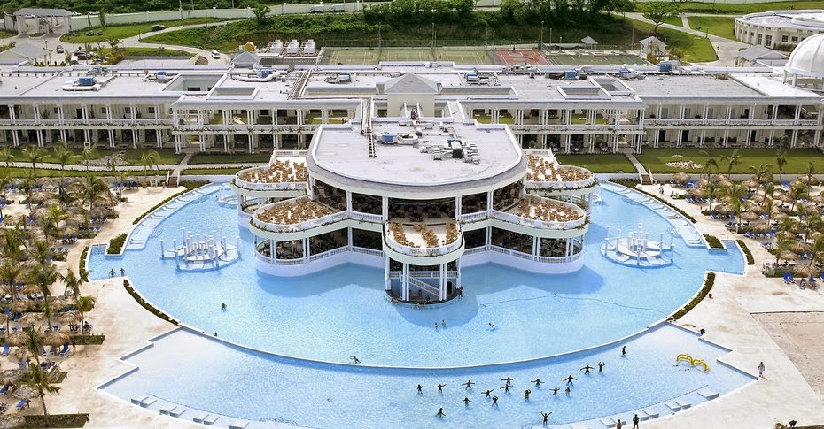 Hoteles grand palladium lady hamilton resort spa for Hoteles en planta