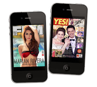 Mobile Magazine Software