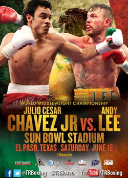 Julio Cesar Chavez, Jr. vs. Andy Lee (2012)