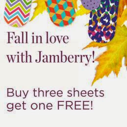 Image: Jamberry Nail Wraps - Buy three sheets get the 4th one for FREE