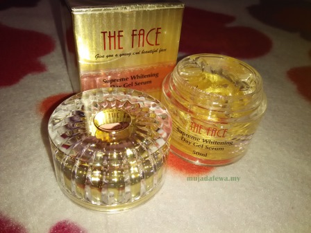 citramulia, citra mulia, citra mulia, the face whitening day gel serum, the face product, produk semulajadi, produk kecantikan dari indonesia