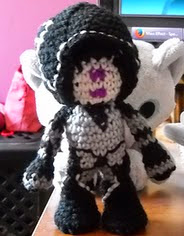 http://www.ravelry.com/patterns/library/mass-effect-kasumi-crochet-pattern