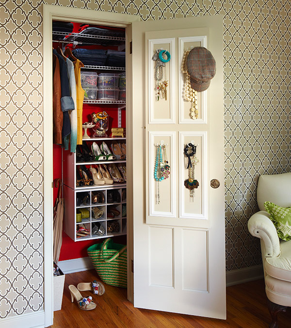 Twirl spring cleaning closet organization for Maximize small closet