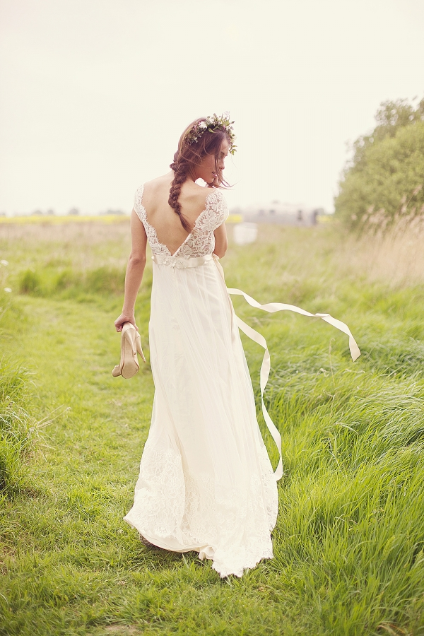 Bridal wedding dresses english country wedding ideas for Dresses for a country wedding