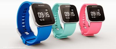 El reloj inteligente de Sony