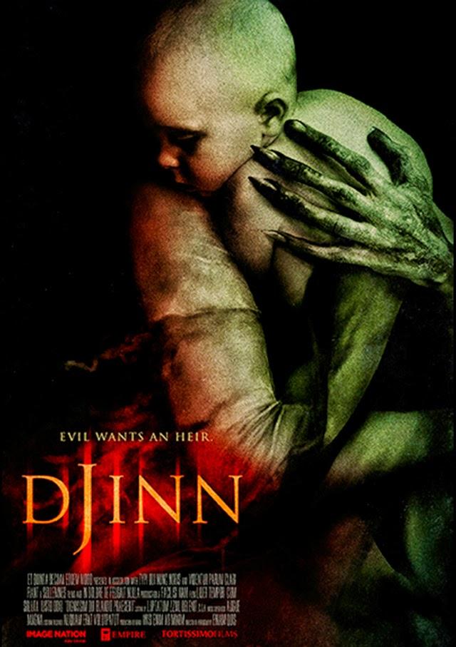 La película Djinn
