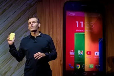 GOOGLE RELEASE NEW BUDGET PHONE KNOWN AS MOTO G