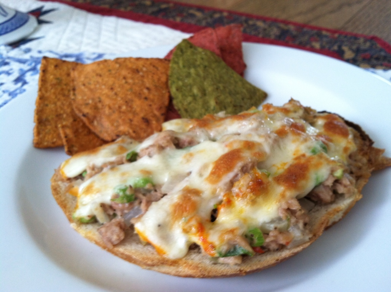 SourdoughNative: Skinny Tuna Melt