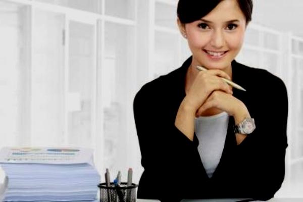 Wanita karier. Kotabumi Lampung Utara