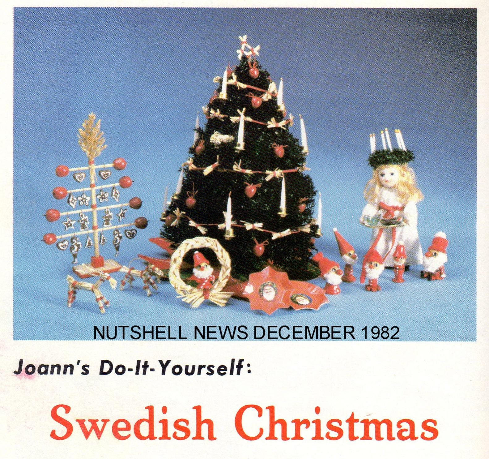 a swedish christmas - Swedish Christmas Tree
