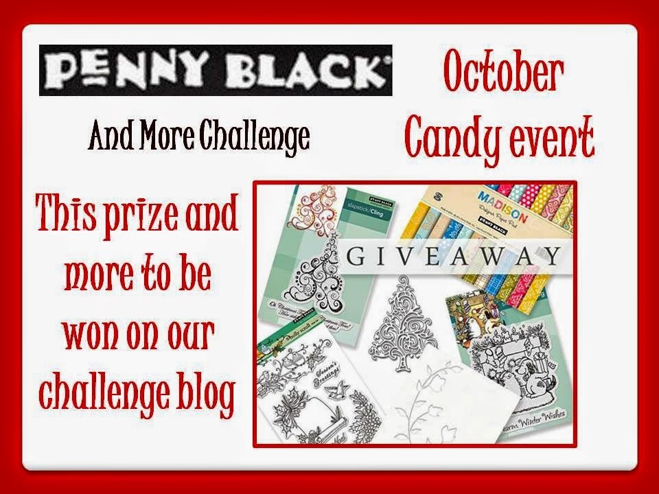 Candy by Penny Black