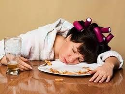 Dampak Buruk Langsung Tidur Sesaat Setelah Makan