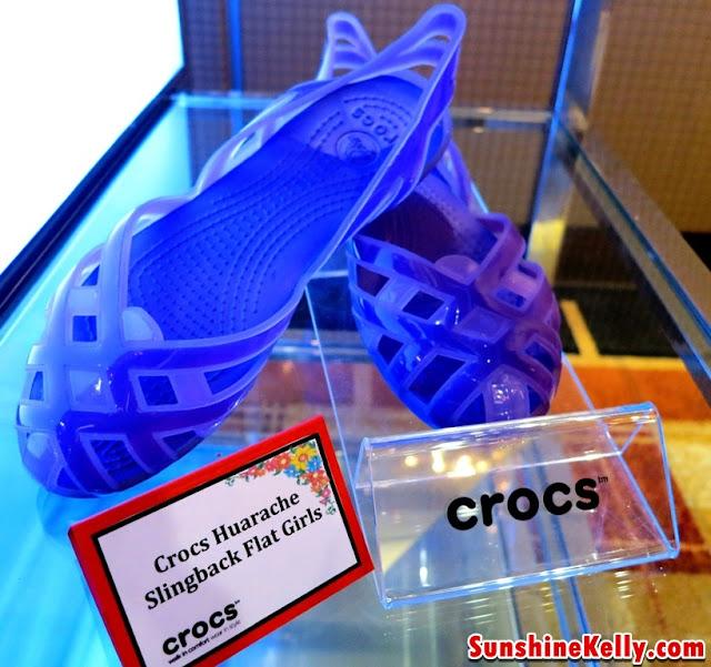 Crocs Huarache Slingback Flat