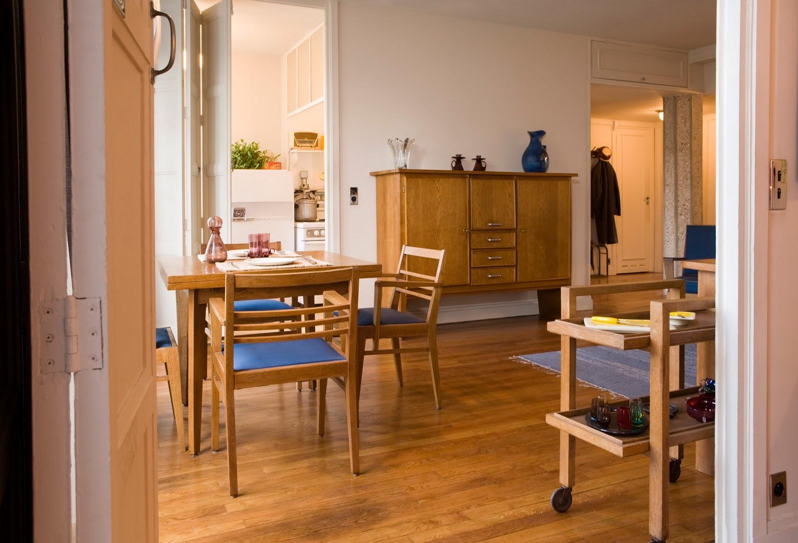 art utile appartement t moin perret. Black Bedroom Furniture Sets. Home Design Ideas