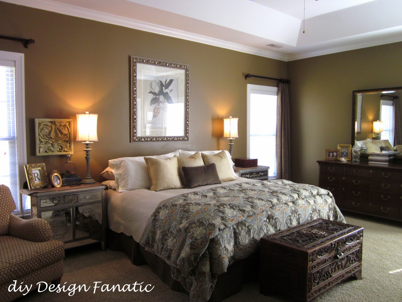 Diy Design Fanatic Master Bedroom