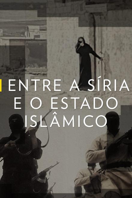 Entre a Síria e o Estado Islâmico Torrent - WEB-DL 720p Dublado