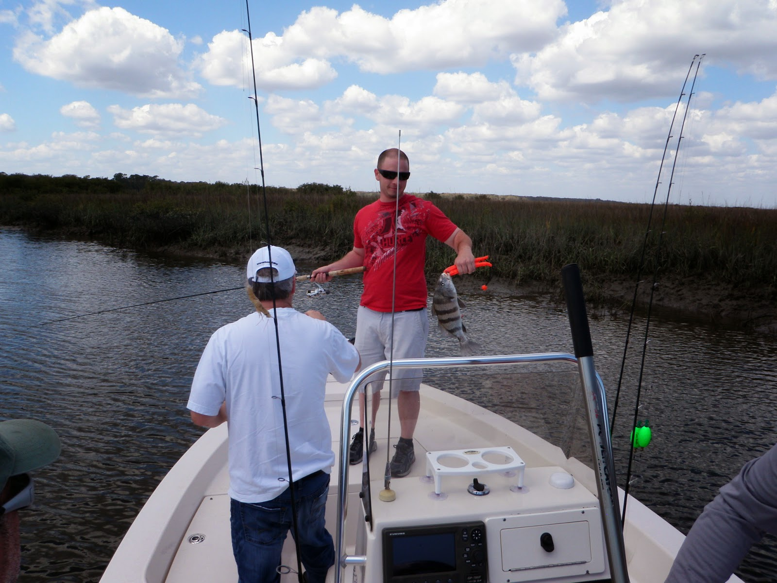 Treadster devil 39 s elbow fishing trip for Devils elbow fishing resort