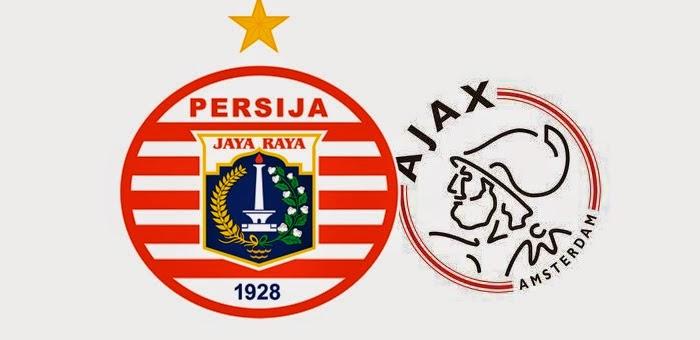 PREVIEW Pertandingan Persija vs Ajax 11 Mei 2014 Malam Ini