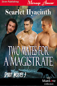 Spirit Wolves 3: Two Mates for a Magistrate