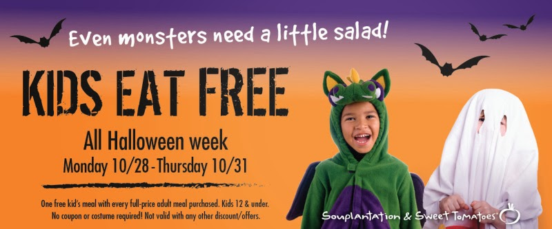 Details: On Tuesdays, Kids Eat Free! Get One free kids meal with the purchase of each full priced adult meal. Get One free kids meal with the purchase of each .