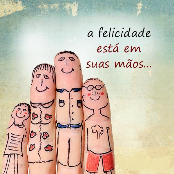 ACREDITE! FAMILIA É TUDO DE BOM!