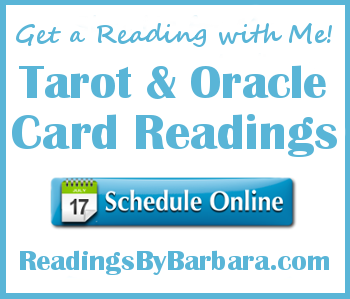 Schedule a Tarot / Oracle Card Reading
