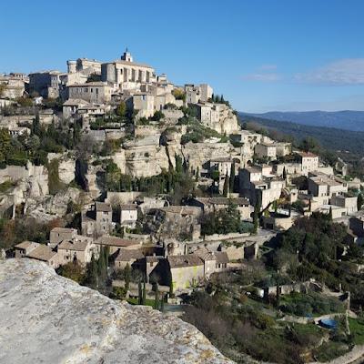 Gordes plus beau village de France Provence Luberon