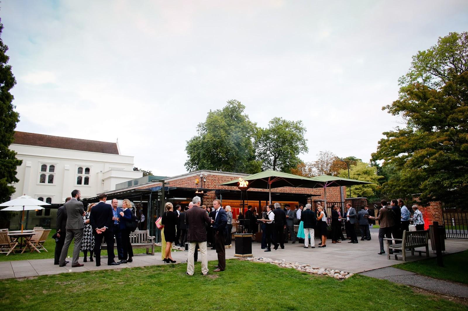 Dulwich Park Cafe Refurbishment