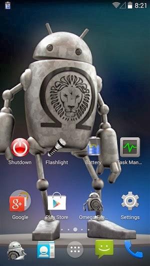 el Foro] Omega AOKP Rom v.24 Android 4.4.2 para el Galaxy S3 I9300