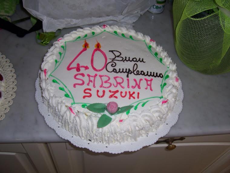 I miei 40 anni