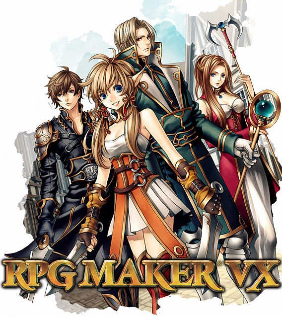 RPG Maker VX Ace + All Resource Packs (Ultimate Edition)