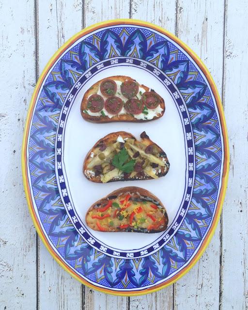 Bruschetta Recipes | www.jacolynmurphy.com