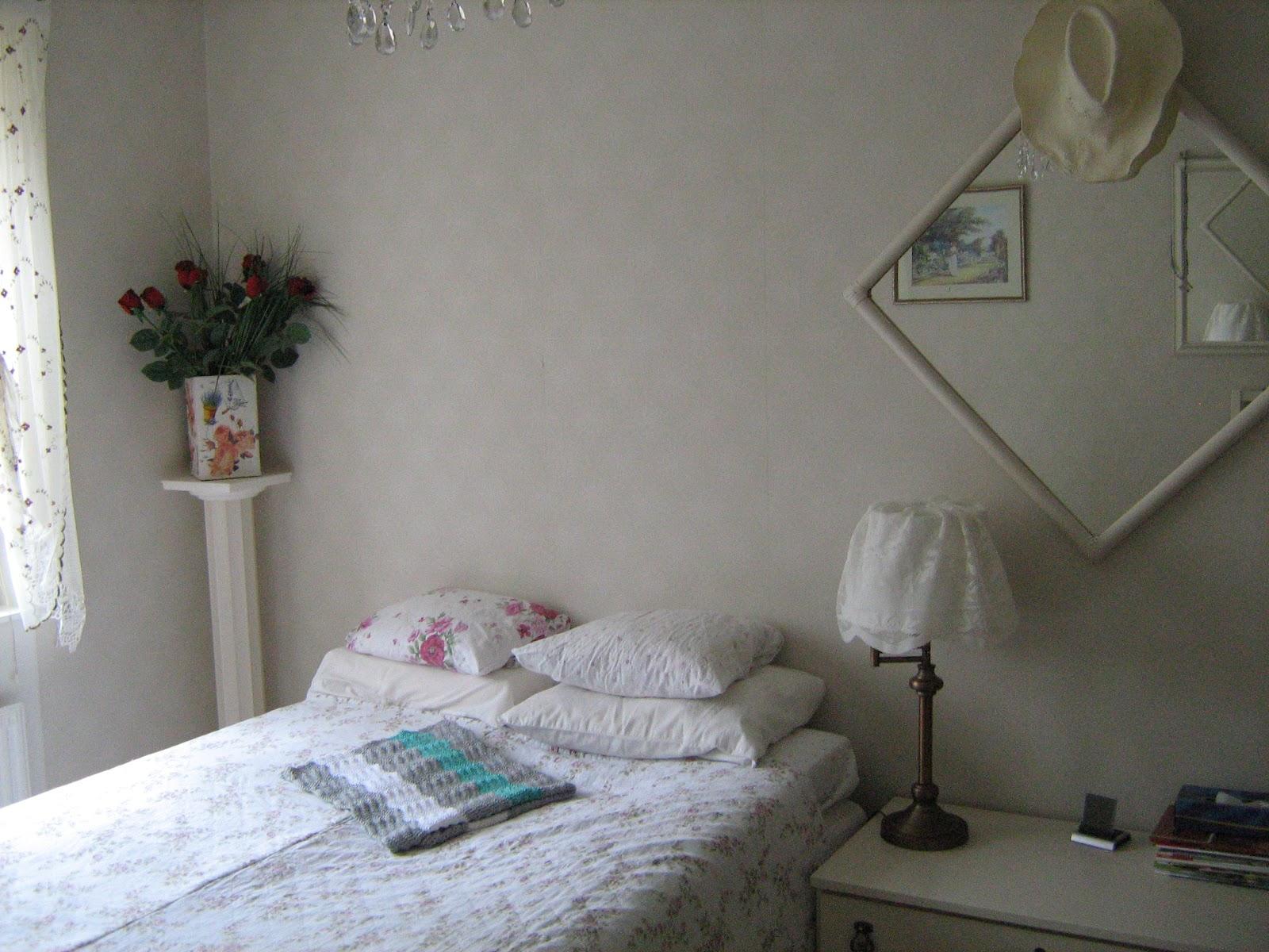 Inspirerade fingrar: mitt sovrum